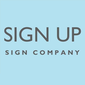 Sign Up Sign Company