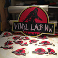 Offering: Die-cut decals all sizes shapes and colors