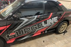 Offering: High quality vehicle graphics and wraps