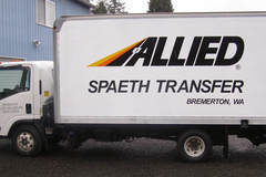 Offering: Box truck vinyl graphics and wraps