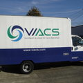 Offering: Custom printed box truck wraps