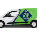 Requesting: Ford Transit Vehicle Wrap
