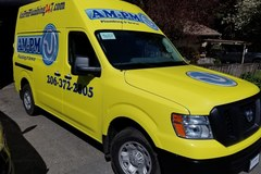 Offering: Vehicle wraps for vans and trucks