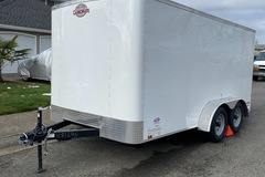 Requesting: 7x14 enclosed trailer full wrap needed