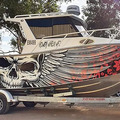Offering: Professional Boat Wraps for the Top Fisherman