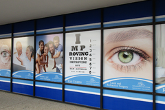 Offering: Window Graphics and Clings from FASTSIGNS