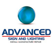 Advanced sign lighting logo