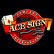 Ace sign logo