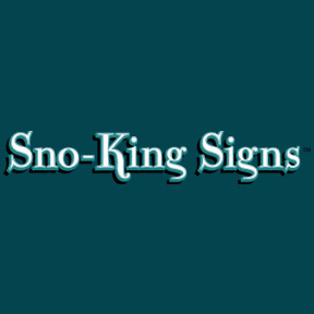 Sno-King Signs